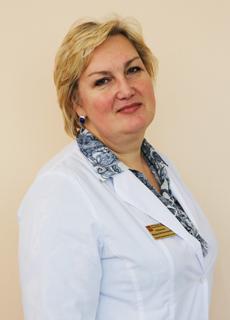 Рябинина Марина Вячеславовна